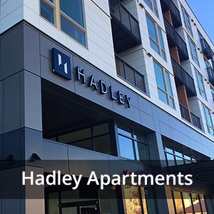 Hadley Luxury Apartments - ACM Panels