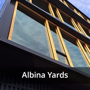 Albina Yards